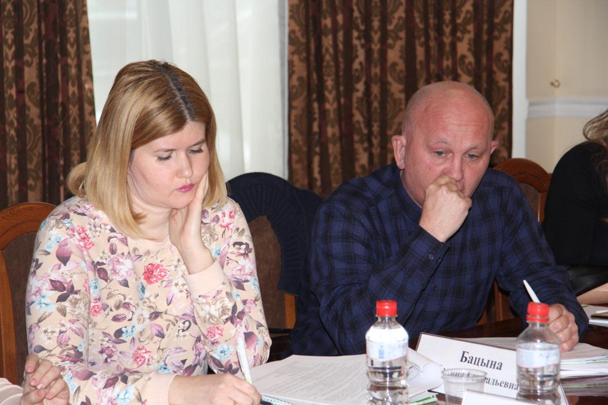Заседание экспертного совета конкурса журналистских работ